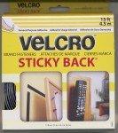Beige Velcro Brand Sticky Back Tape