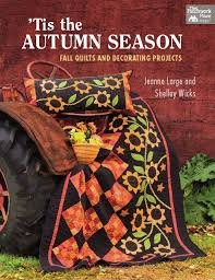 'Tis the Autumn Season Book