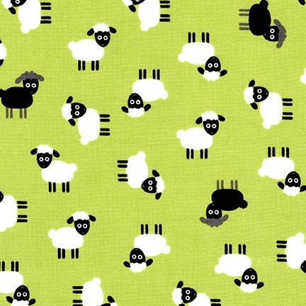 Green Mini Sheep - Urban Zoologie