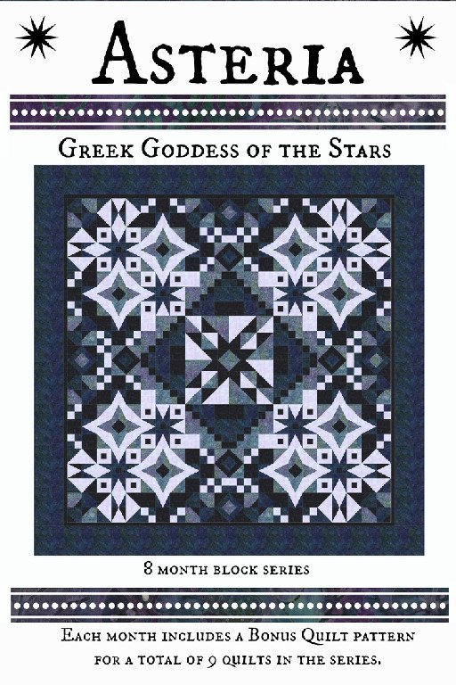 Asteria Patterns & Goddess Tool Set