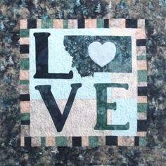 Big Love Pattern