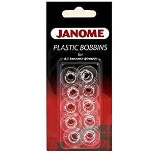Janome Bobbins 10 pk