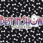 Best in Show Dog Bone Black