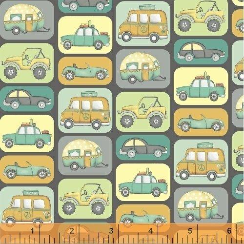 Roadtrip - Charcoal Transport