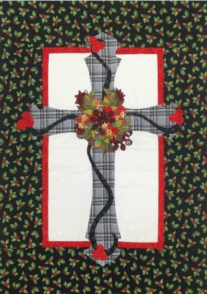Christmas Cross Pattern