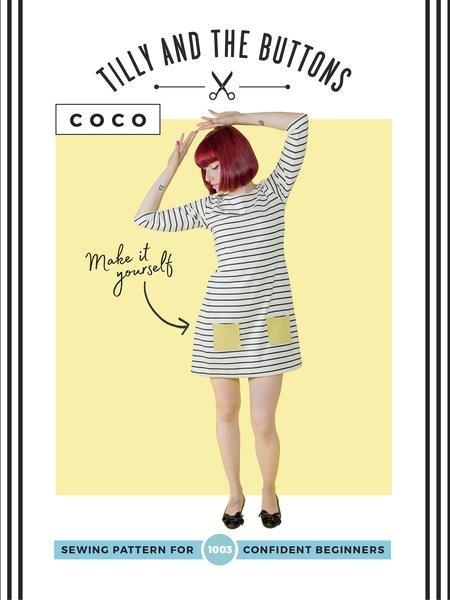 Coco Tunic/Dress Pattern