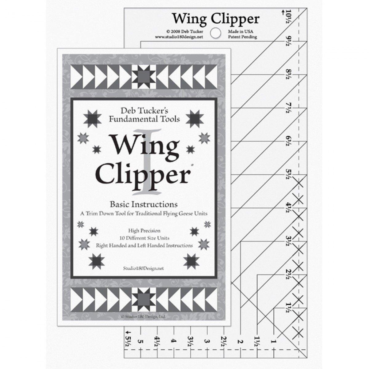 Deb Tucker's Wing Clipper