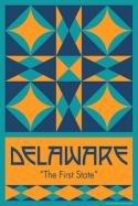 Delaware State Block 4x6