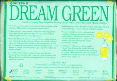 Dream Green Craft 46x36