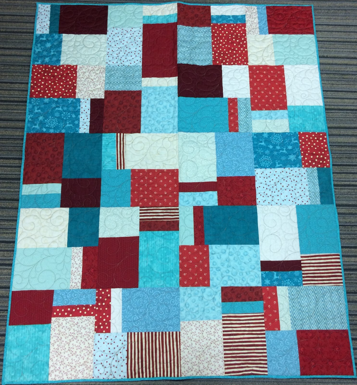 Fat Friday Quilt