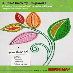 Gramercy DesignWorksBernina Software