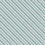 Grey/teal Diagonal Stripe - Friendly Gathering