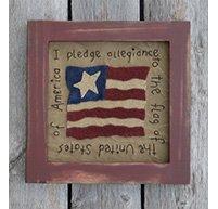 I Pledge Frame