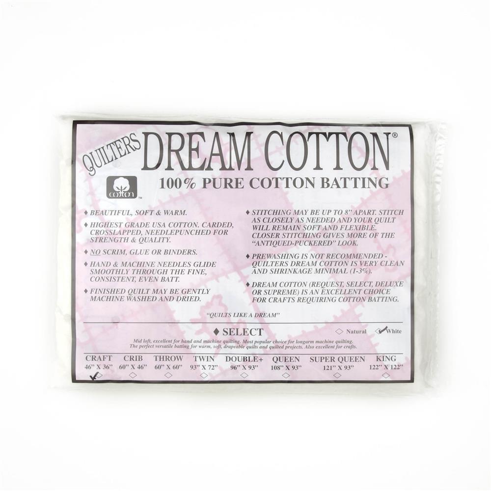 Dream Cotton Craft 46x36