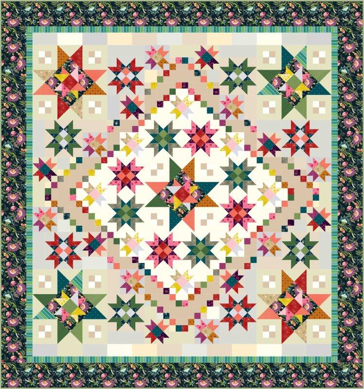 Color Love BOM Pattern Set