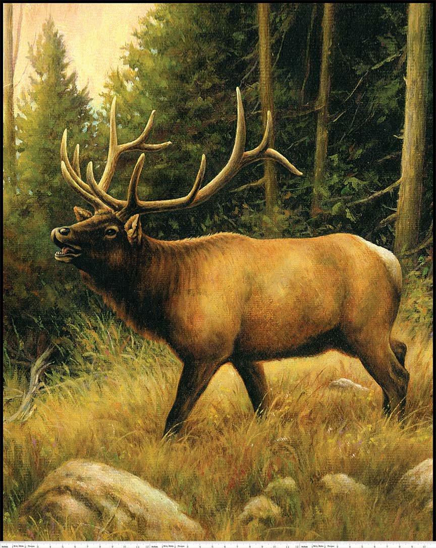 Elk Majestic Digital Panel
