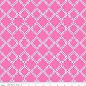Extravaganza - Geometric Pink