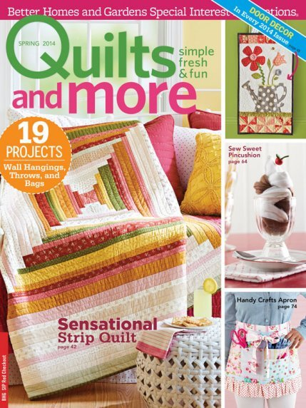 Quilts and More Spring 2014