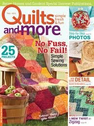 Quilts & More Fall 2014