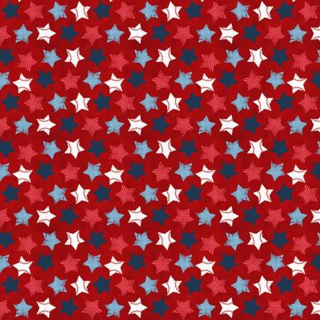 7th Inning Stretch - Red Stars