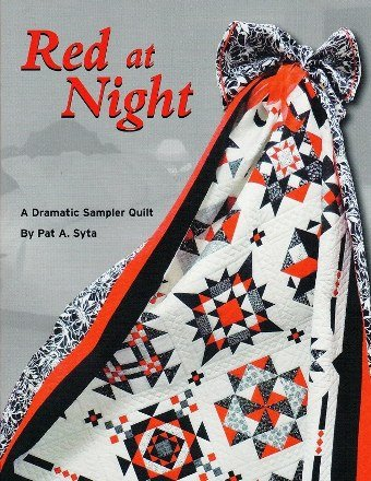 Red at Night Sampler Quilt Book