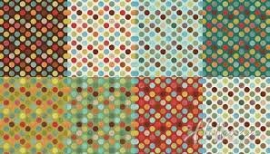All A Twitter - Spring Dots