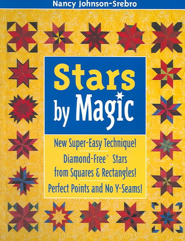 Stars by Magic Book