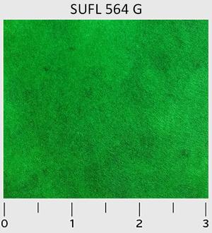 Bright Green - Suede Flannel