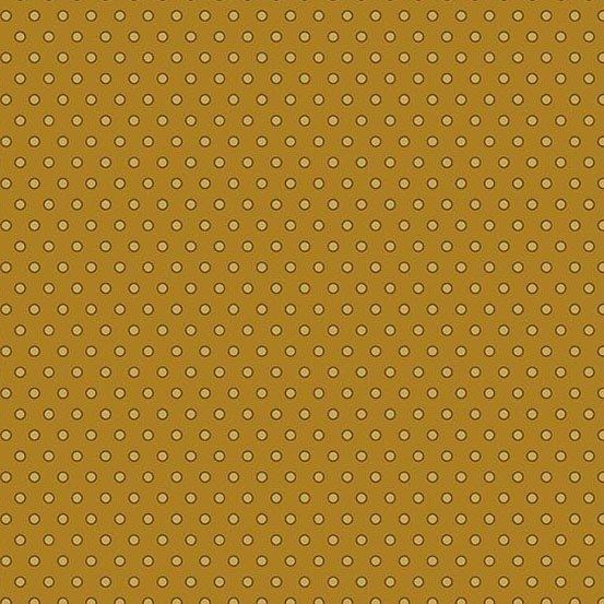 Crystal Farm 8624-Y Toffee Dot Dot Dot