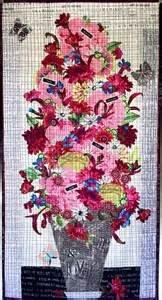 Big Love Bouquet Pattern - Leslie McNeil
