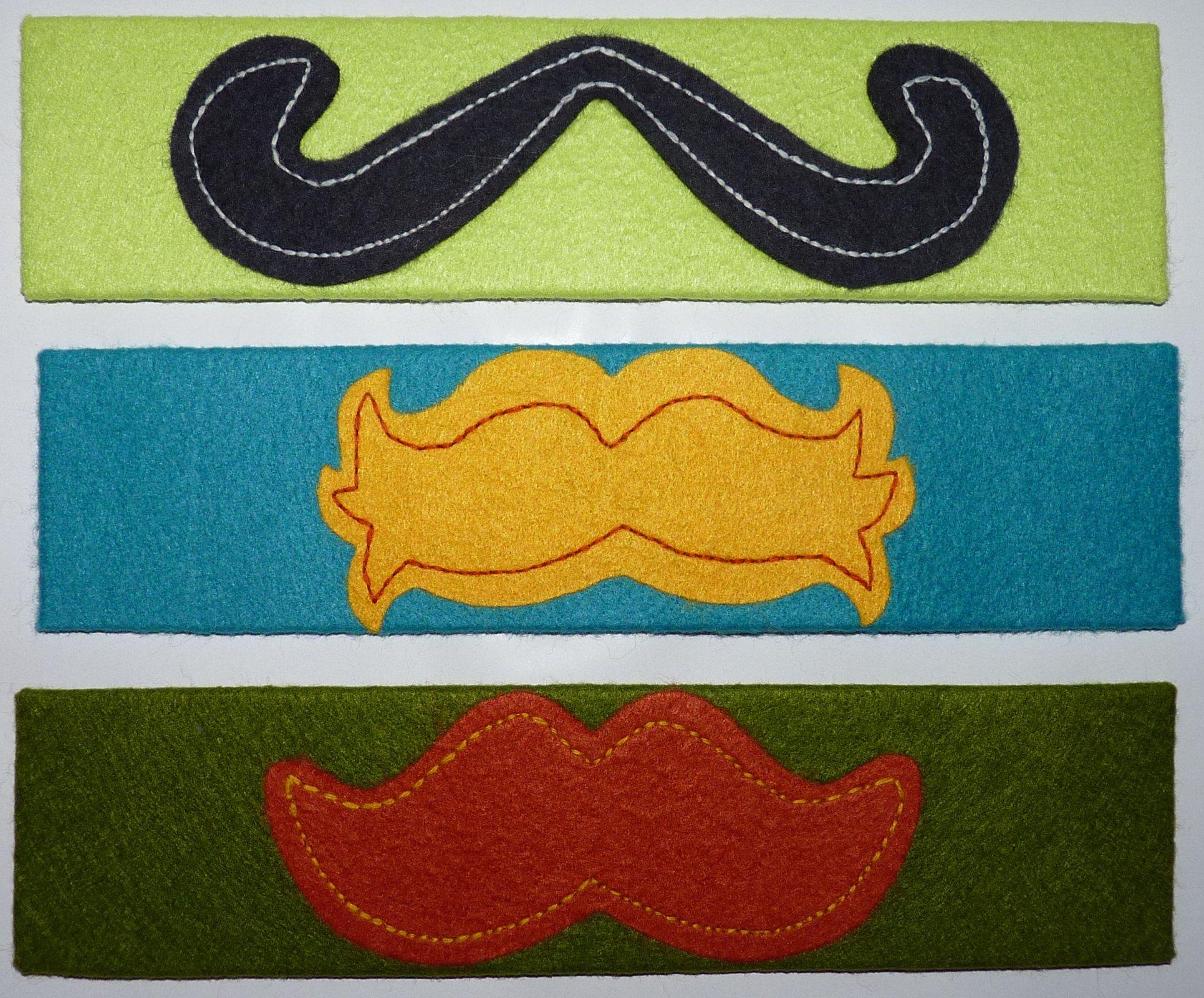Mustache Love Bracelets- Retiring 1/31/19