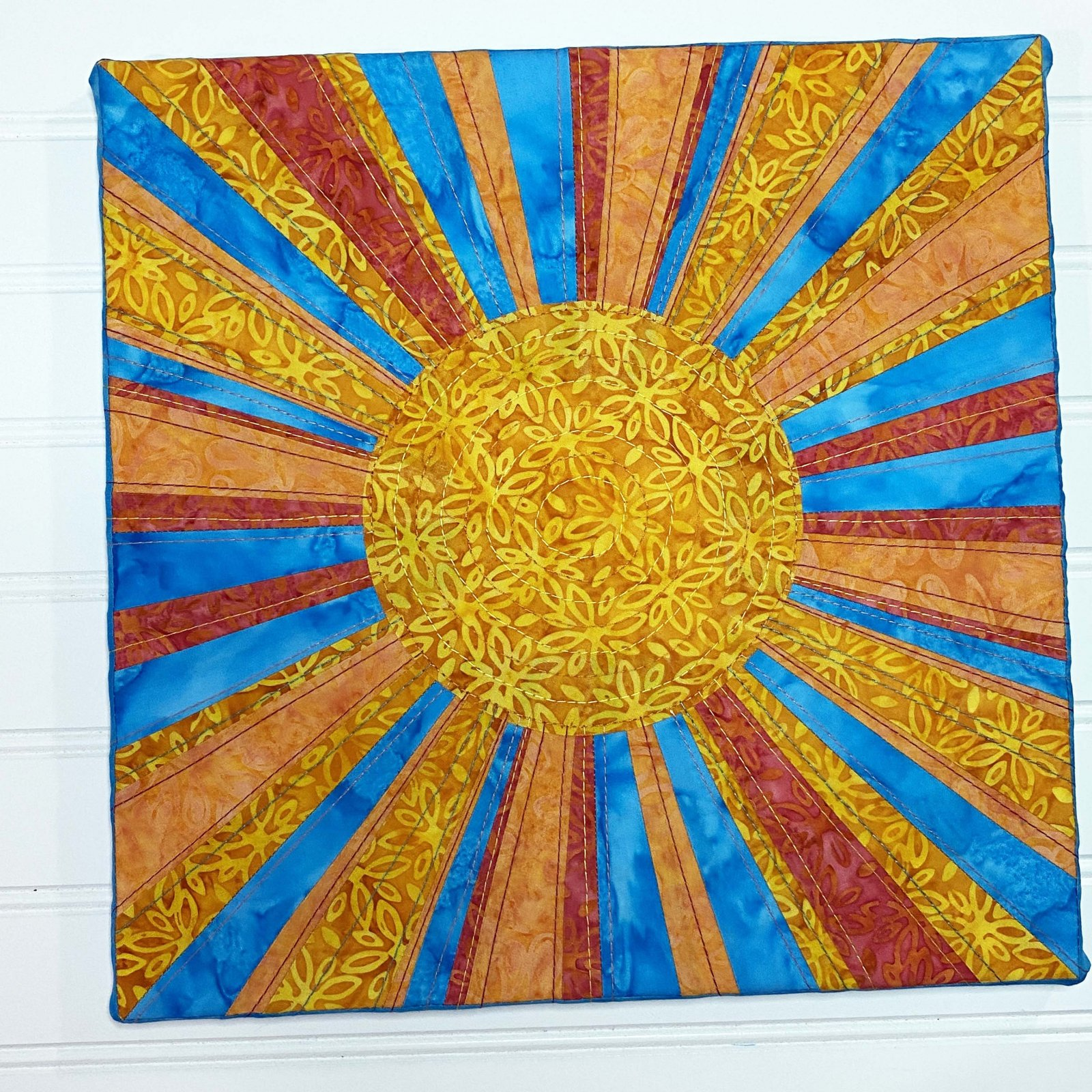 Designer Shop Hop Block: Sunshine