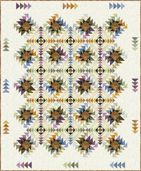 Star Quilt Pattern By Whirligig Designs
