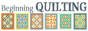 Beginning Quilting by Machine