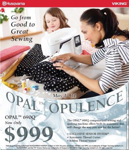 Opal Opulance