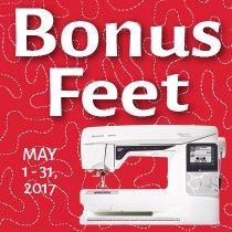 Bonus Feet