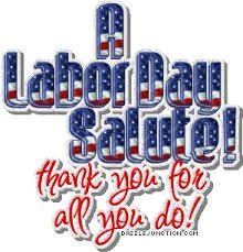Labor Day Salute