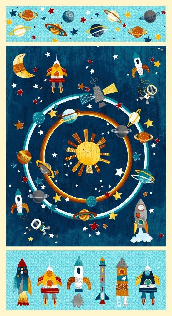 Space Adventure - panel