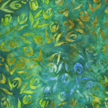 Quilt Essentials Batik - Botanicals