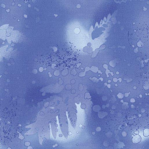 Fossil Fern - Blue Frost
