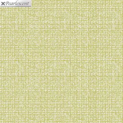 Color Weave Pearl - Light Green