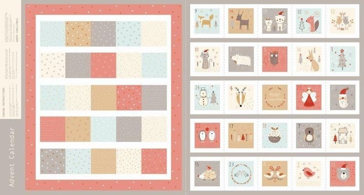 Advent Calendar - panel