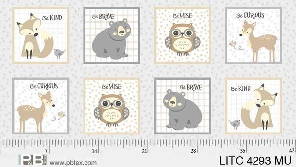 Little Critters - panel