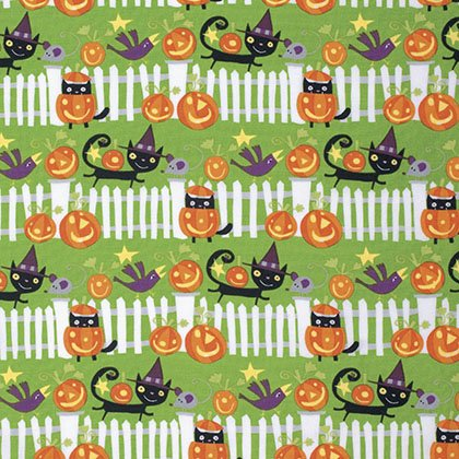 Happy Halloween - Fence - Ghoul
