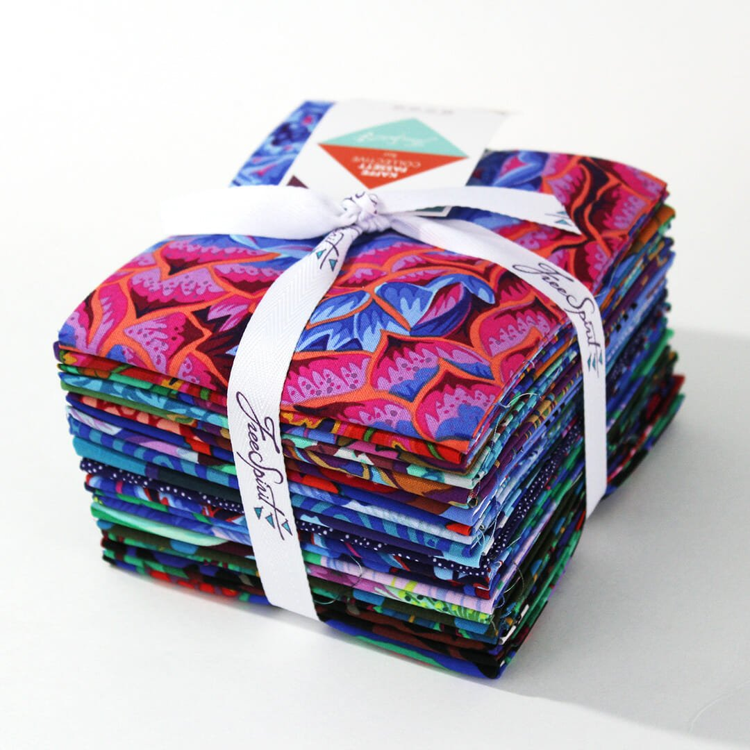 Kaffe Fassett FQ Bundle - Dark