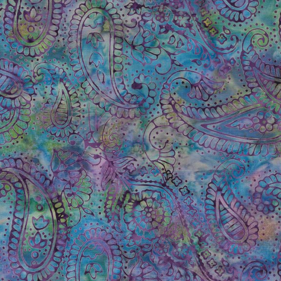 Twilight Chic Paisley Outlining Marbles