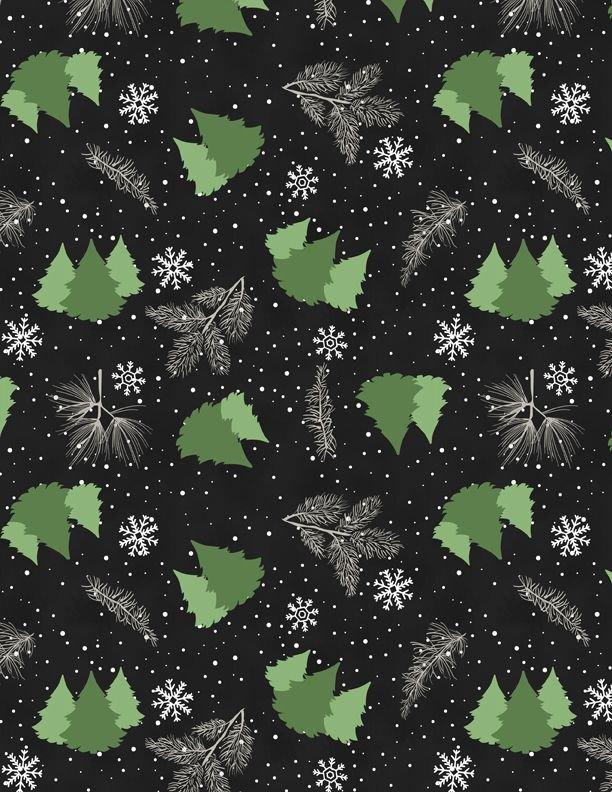 Gnome-antics- Tree Toss Black