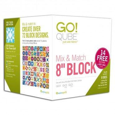 Go! Qube Mix&Match 8 Block