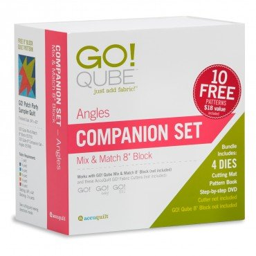 Go! Qube 8 Companion Set-Angles