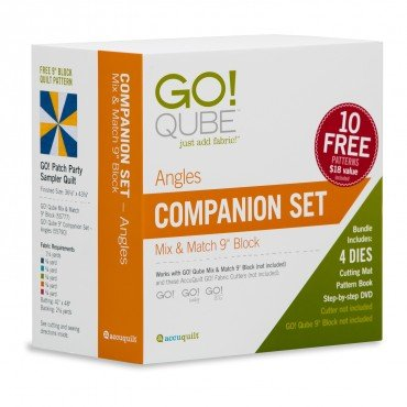 Go! Qube 9 Companion Set-Angles